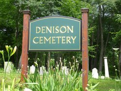Denison-Jones Cemetery