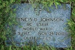 Francis Desmond Johnson
