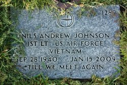 Nils Andrew Johnson