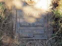 Warren E. Vadman