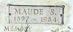 Maude S. <I>Coulter</I> Steine
