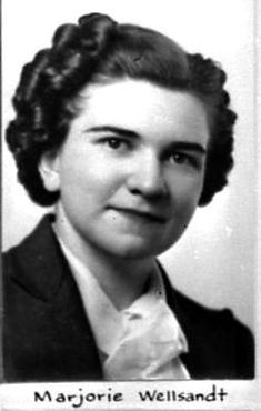 Marjorie Anna Mae <I>Wellsandt</I> Maier