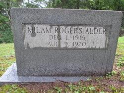 Milam Rogers Alder