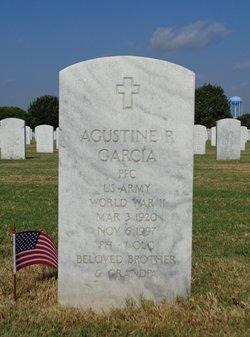 Agustine R Garcia