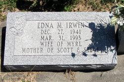 Edna Mae <I>Anderson</I> Irwin