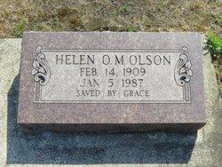 Helen O. M. Olson