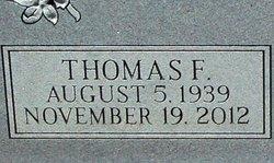 Thomas Frederick Sapp, Sr