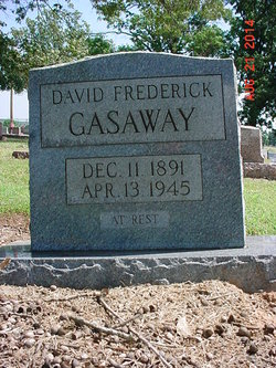 David Frederick Gasaway