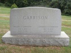 Rossie R. <I>Shough</I> Garrison