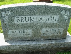 Wilda Elizabeth <I>Capper</I> Brumbaugh