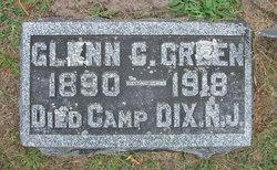 Pvt Glenn Castle Green