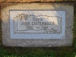 John Lautermilch