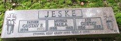 Gustav E Jeske