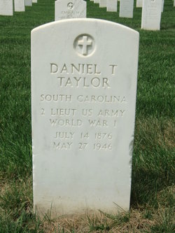 Daniel T Taylor