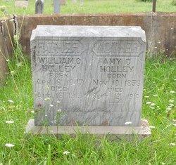 William C Holley