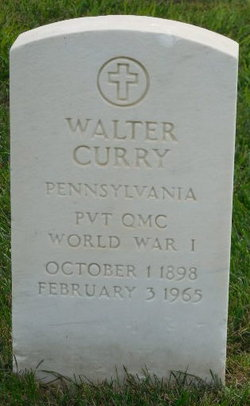 Walter Curry
