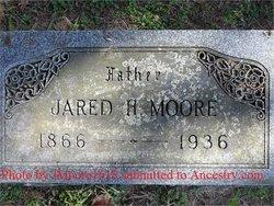 Jared H Moore
