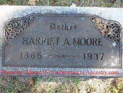 Harriet Amelia <I>Reed</I> Moore