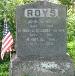 Rhoda E. Roys