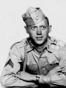 Sgt Paul Ray Setzer