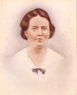 """Mrs Olive """"Ollie"""" <I>Hopkins</I> Carter"""