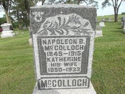 Katherine W. <I>Johnston</I> McColloch