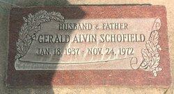 Gerald Alvin Schofield