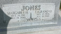 "Legrand O ""Red"" Jones"