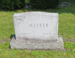 Reta M <I>Miller</I> Meeker