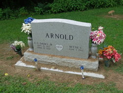 A. G.  Davies Arnold, Jr