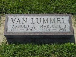 Marjorie H. <I>Brower</I> Van Lummel