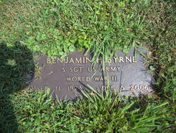 Benjamin Howard Byrne