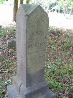 Lorenzo W. Butler