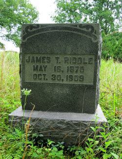 James Theodore Riddle