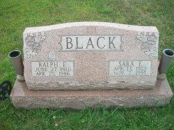 Sara E. <I>Hess</I> Black