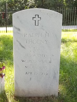 Ralph H Thoeny