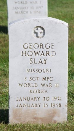 George Howard Slay