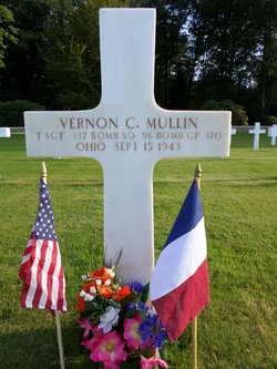 TSgt Vernon Clark Mullin