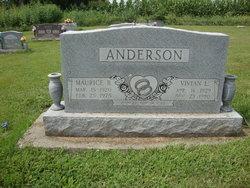 Vivian L <I>Coble</I> Anderson