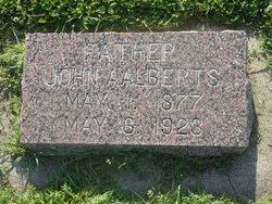 """Jan """"John"""" Aalberts"""