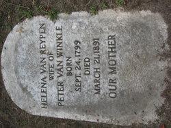 Helen <I>Reypen</I> VanWinkle