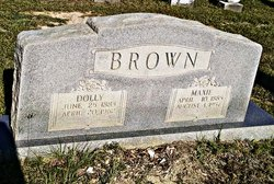 Dolly <I>Connor</I> Brown