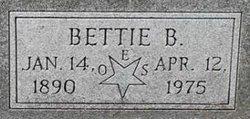 Bettie <I>Bartlett</I> Seymour