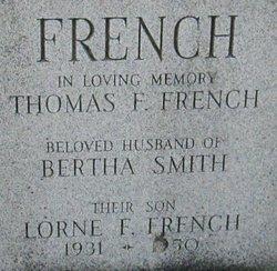 Thomas F. French