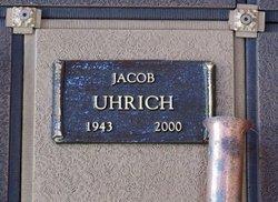 Jacob E. Uhrich