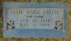 Ollie Marie Freise
