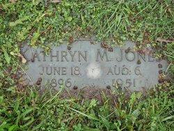 Katherine Marie <I>Martin</I> Jones