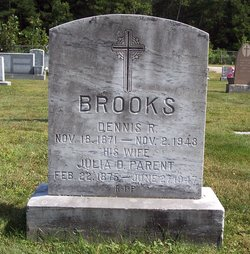 Julia Delia <I>Parent</I> Brooks