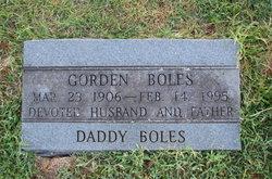 Gorden W. Boles