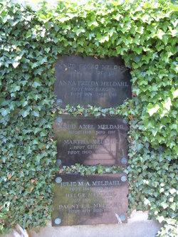 Julie M  A  Meldahl (1861-1946) - Find A Grave Memorial